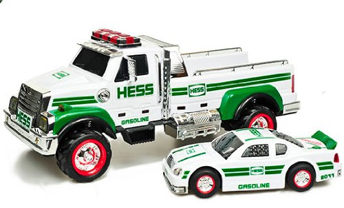 2010 's Hess Truck Section