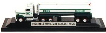 Hess Mini Truck Collection