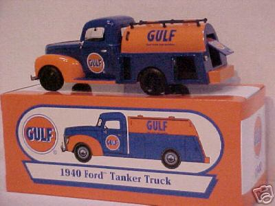 ACSTrucks.com - Gulf  2003 - Gulf Ford 1940 Delivery Tanker