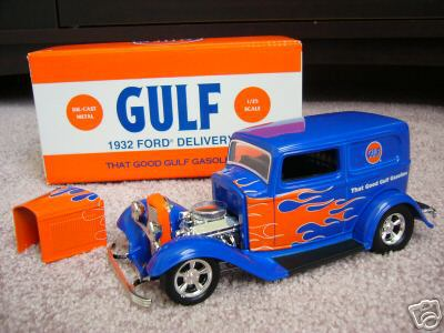 ACSTrucks.com - Gulf  2006 - 1932 Ford Delivery Truck